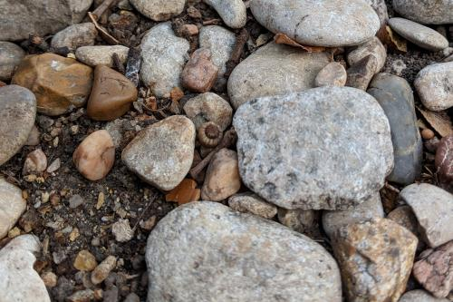 Image of pebbles